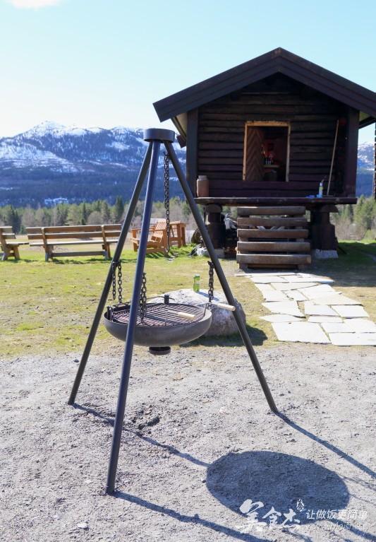 走进挪威做法,v做法农家饭!-清汤杰-农村,火锅美食美食羊骨的菜谱图片