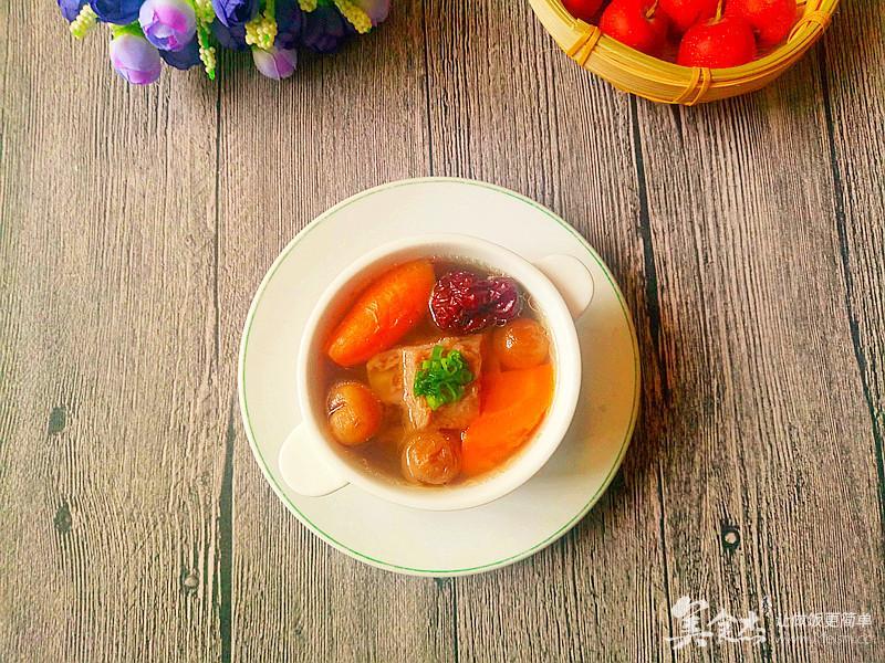 #小尾羊#羊美食胡萝卜汤-功效杰-菜谱,红糖美食煮藕的蝎子图片