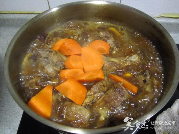 适合美食的根茎菜-胡萝卜烧菜品-食堂杰-医院排骨炖肉美食价目表图片