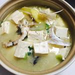 舒克°(来自腾讯.)鱼头豆腐汤的做法