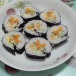 ﹏相见不如怀念﹌寿司的做法