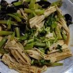 FLY的菜凉拌腐竹的做法