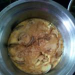 baomajayou花蛤蒸蛋的做法