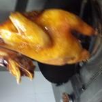 仁者无敌4823烤鸡的做法