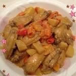 宝怡dd椰子浓香咖喱鸡的做法