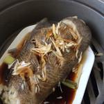 summer麻清蒸鱼的做法