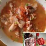 田园·秋色番茄鱼的做法
