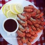 Lily羊白灼鲜虾的做法