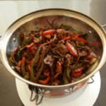 李华(来自微信.)干锅茶树菇的做法