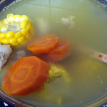 Tianyi2020玉米红萝卜排骨汤的做法