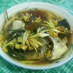 落芷菁芸清蒸鱼的做法