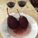 小飯飯飯v红酒炖梨的做法