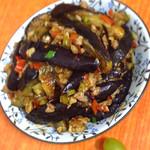 ╰✿爆米花儿鱼香茄子煲的做法