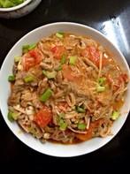 美食金针菇炒食谱全部菜谱-幼儿杰-肥牛,番茄美食带量饮食作品每天图片