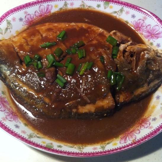 紫菜红烧肉松鲳鱼家常蛋糕图片