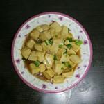 潇。(来自微信.)红烧豆腐的做法