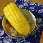 乐儿6395玉米排骨汤的做法