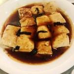 乐儿6395肉末豆腐的做法