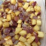 1+1=兔(来自腾讯.)洋葱炒土豆的做法