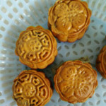 zhangxiaoweiwei豆沙月饼的做法