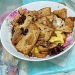 7月尔尔鱼豆腐的做法