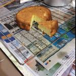 筱琳(来自腾讯...)海绵蛋糕的做法