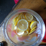 醉墨蛊惑柠檬蜂蜜水的做法