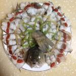 贞宝宝清蒸鱼片的做法