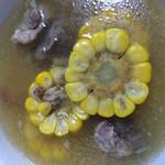 爱你宝贝2636玉米排骨汤的做法