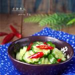 18LS28xgl零落黄瓜还可以这么吃——巨好吃的暴腌黄瓜的做法