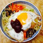 Shuri61韩国拌饭的做法