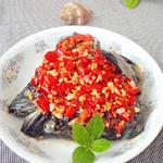 杰米田园剁椒鱼头的做法