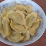 杰米田园黄金韭菜馅饺子的做法