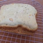 杰米田园一键式淡奶油吐司的做法