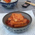 杰米田园麻婆豆腐的做法