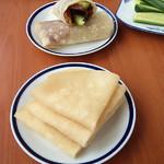 杰米田园超软牛肉粒蔬菜卷饼#樱花味道#的做法