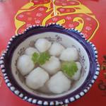 杰米田园巴沙鱼丸汤的做法