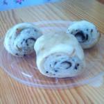 香 草﹑(来自腾讯.)黑芝麻红糖花卷的做法