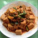 MAY12354红烧豆腐的做法