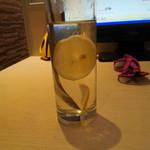 野百合的春天(来自腾讯...)柠檬蜂蜜水的做法