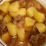 食客ile8629牛肉炖土豆的做法