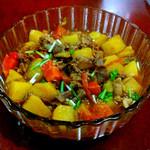 小达达61牛肉炖土豆的做法