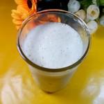 六星香蕉牛奶的做法