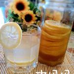 政妈妈柠檬蜂蜜水的做法
