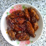 ミ柔綪似水三杯鸡的做法