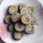 紫琼(来自腾讯.)寿司的做法