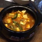 陈菲菲2495韩式辣白菜豆腐汤的做法