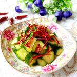 飘雪的季节(来自腾讯....)腌黄瓜的做法
