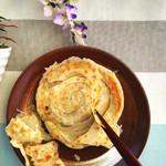 寻找桃花岛葱花烙饼的做法