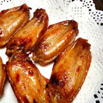 寻找桃花岛香烤鸡翅的做法